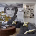 صور غرف جلوس جديدة بمختلف الالوان