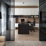 احدث تصاميم المكاتب 2017