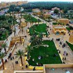 حي البجيري بالدرعية التاريخية