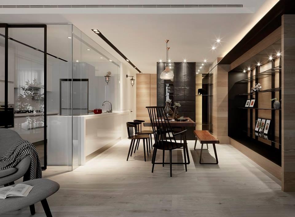 منزل سفرة و مطبخ