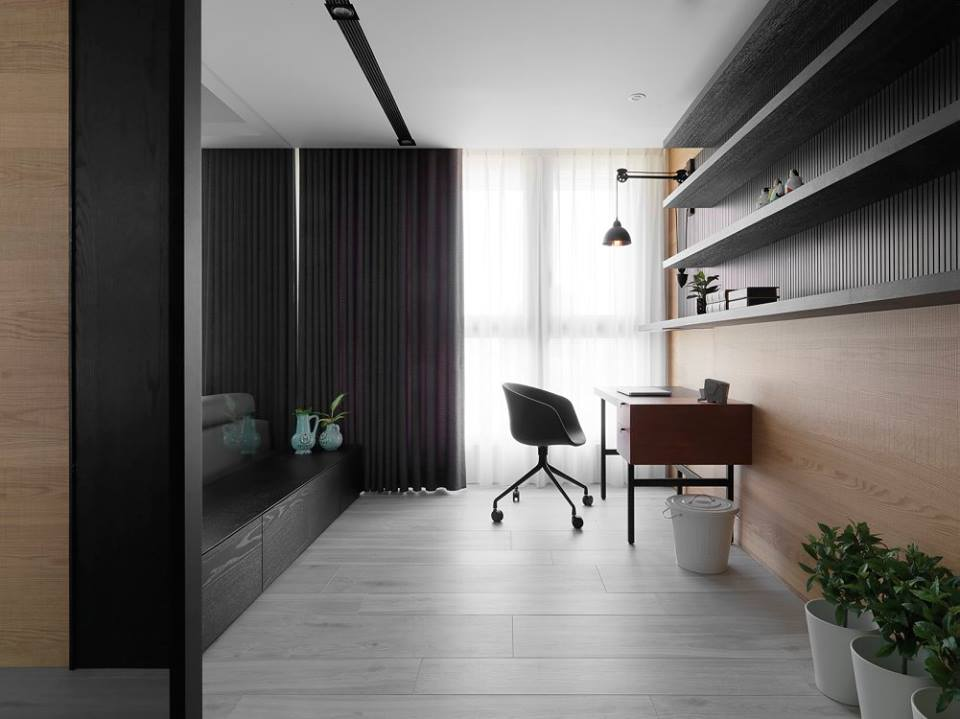 منزل مكتب