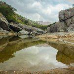منتزه و وادي عثربين في تنومة