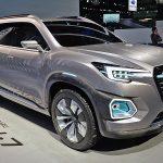 سوبارو Viziv-7 .. سيارة اختبارية جديدة بمعرض لوس انجلوس للسيارات