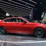 جينسيس تعلن عن مواصفات سياراتها G 80 - 2018 الجديدة بمعرض لوس انجلوس للسيارات