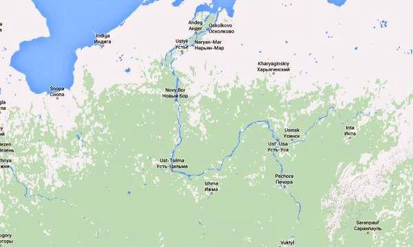 نهر بيتشورا