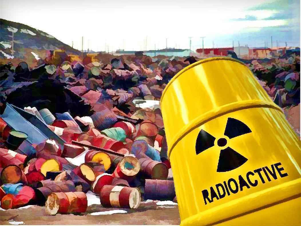 النفايات الخطرة