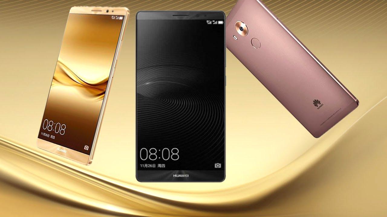 النسخة الراقية من الجوال Huawei Mate 9