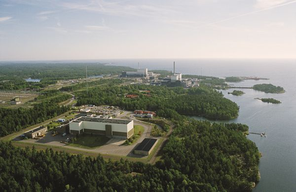 Oskarshamn nuclear power