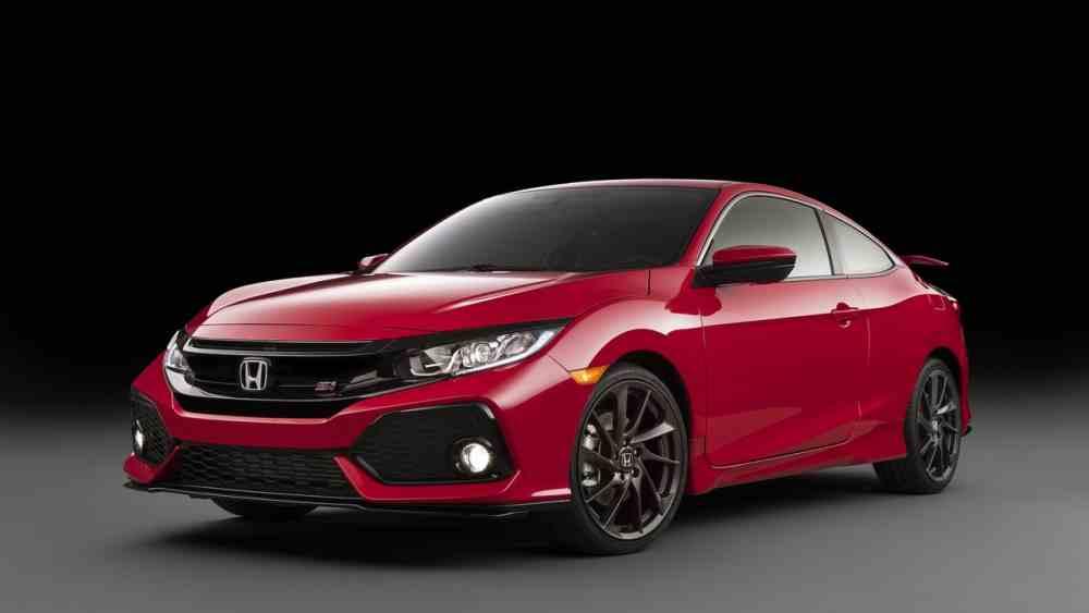 Si 2017 for Honda genesis 2017
