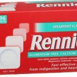 اقراص ريني Rennie للحموضة