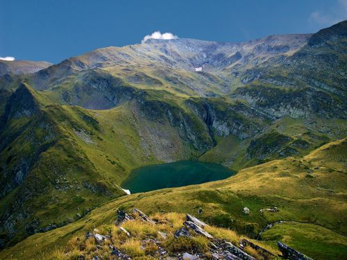 جبال ريلا
