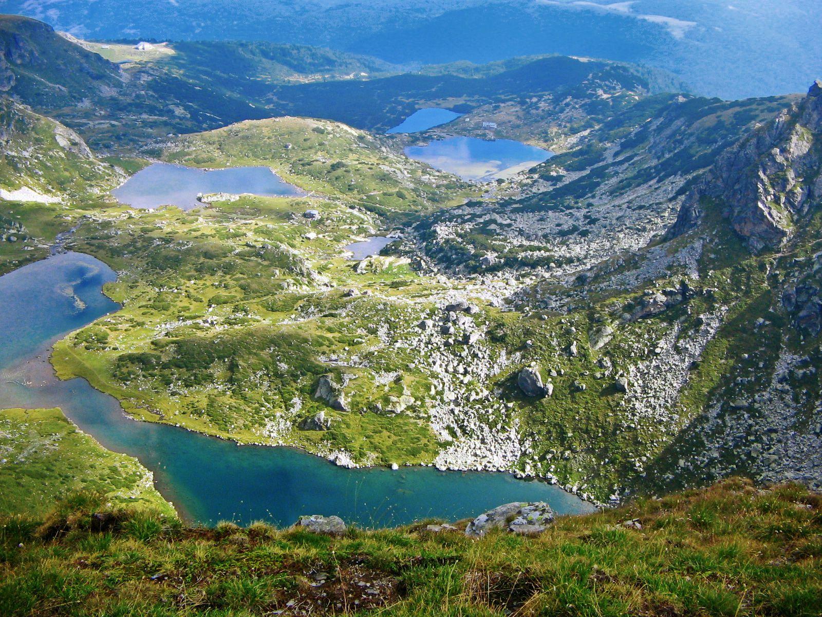 معلومات عن جبال ريلا
