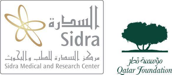 شعار مركز السدرة للطب والبحوث