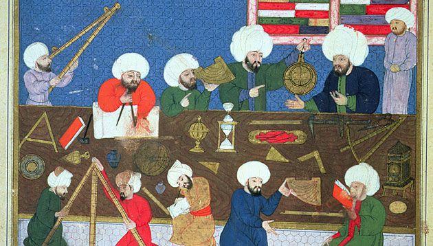 تاريخ العصر الذهبي الإسلامي