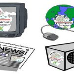 أنواع وسائل الإعلام