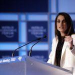 تعريف بالملكة رانيا العبد الله