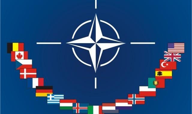 اعلام دول حلف الناتو