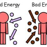 ما هي الطاقة السلبية ؟