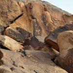 تعرف على نقوش و رسومات جبل سواج الثمودية الرائعة
