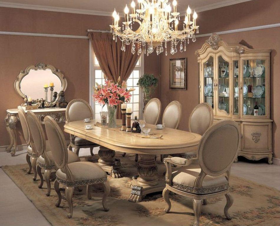 for Muebles de comedor elegantes