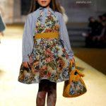 مجموعة أزياء مميزة للبنات الصغيرة