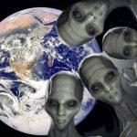 كائنات فضائية تحاول التواصل معنا على كوكب الأرض