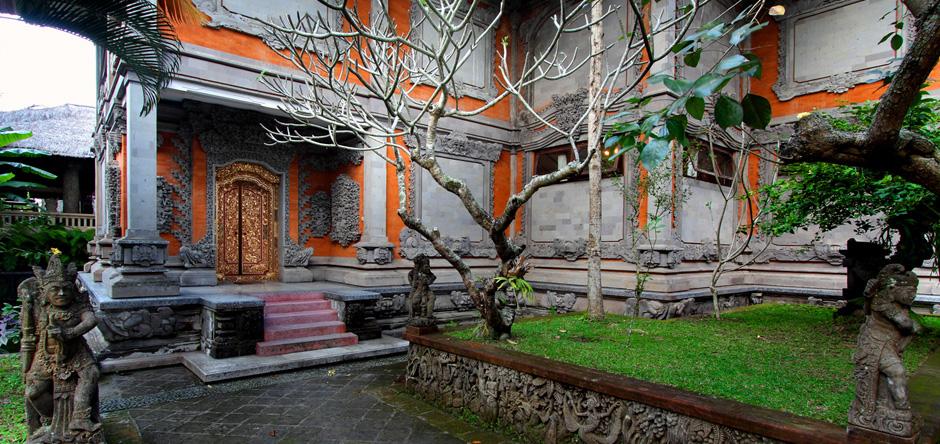 متحف رأي للفن في بالي