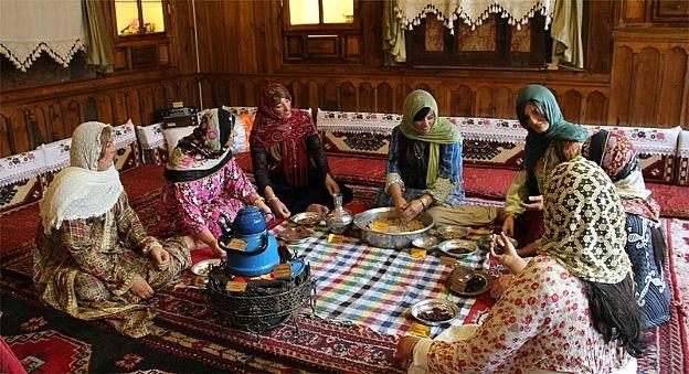 متحف شانلي اروفا للطهي بتركيا
