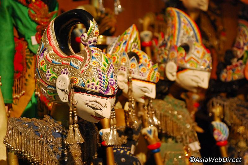 متحف Setia Darma Mask & Puppet House