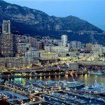 اين تقع موناكو ؟