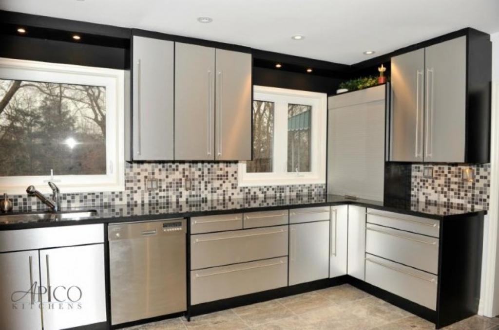 Delightful Latest Design Kitchen #5: Amazing Kitchen Cabinets Latest ...