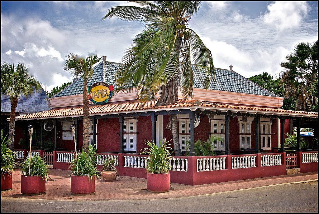 مطعم Bambu