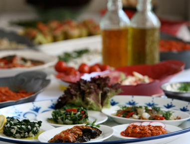 مطعم Meze by Lemon Tree