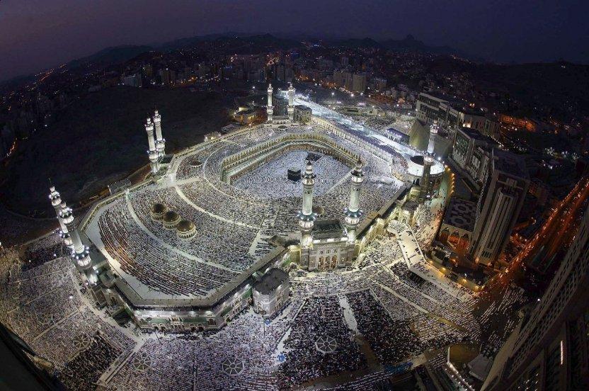 أفضل ما قيل عن مكة المكرمة المرسال