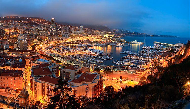 أشهر مدن موناكو