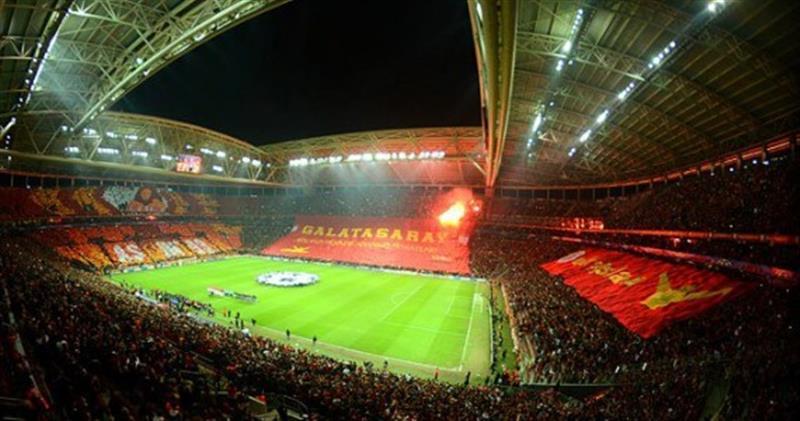 ملعب تورك تيلكوم أرينا وهو ملعب الفريق منذ 2011 والذي يتسع ل 52 ألف متفرج