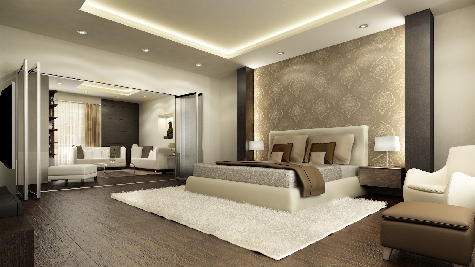 Inspiring Master Bedroom Decorating Ideas