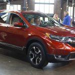 رسمياً أسعار هوندا CRV  موديل 2017  الجديدة