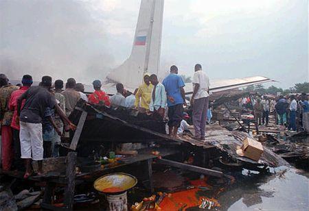 The 1996 Air Africa crash