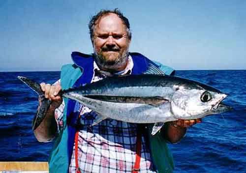 سمك الباكور