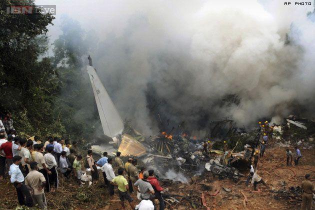 حادثة طائرة أفريقيا لعام 1996