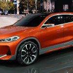 سعر السيارة الجديدة بي ام دبليو اكس 2  2017 الجديدة