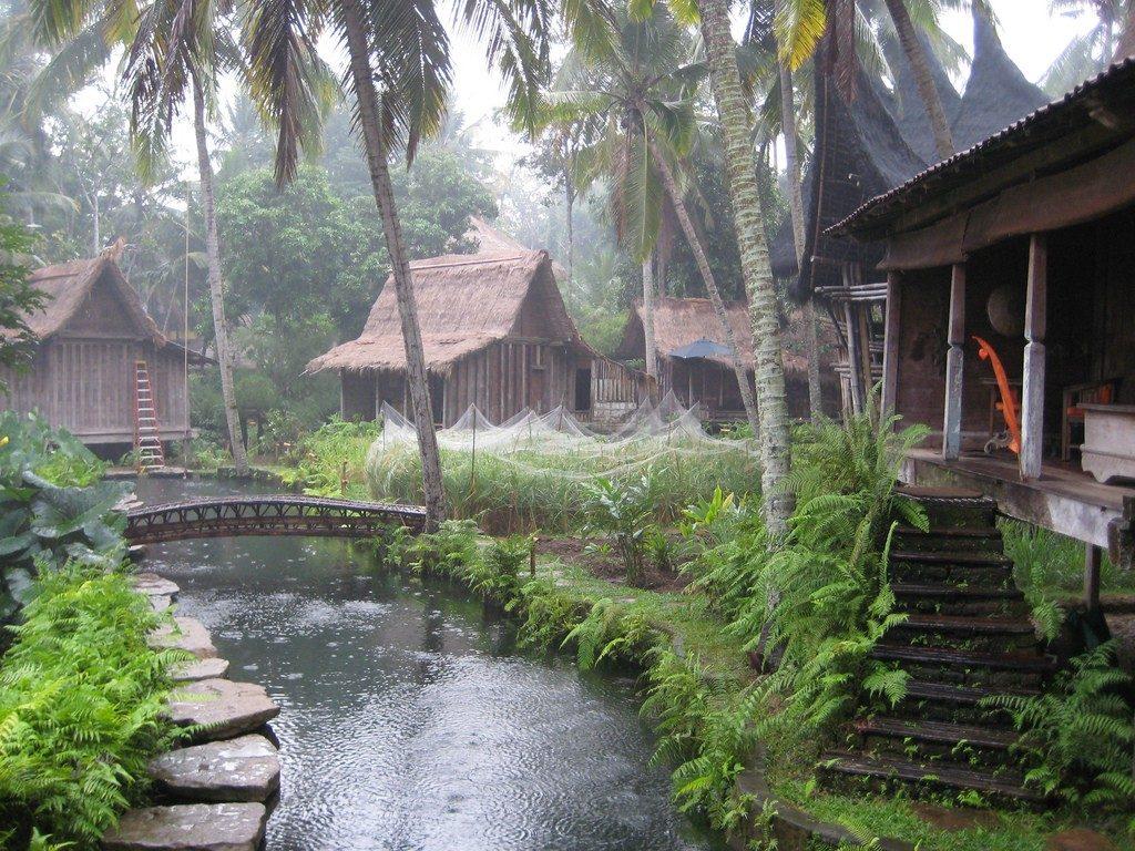 منازل Bambu Indah