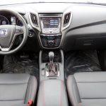 التصميم الداخلي للسيارة شانجان CS75 موديل 2017 الجديدة : - 423218