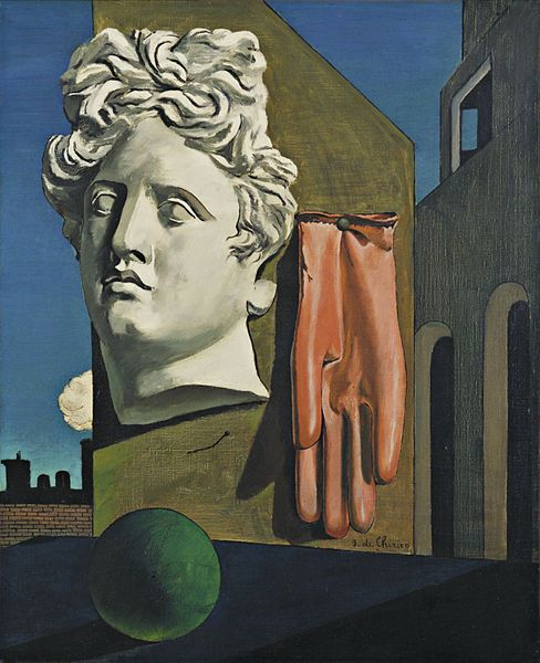 De Chirico's Love Song of
