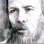 """الروائي والفيلسوف والشاعر """"فيودور دوستويفسكي"""""""