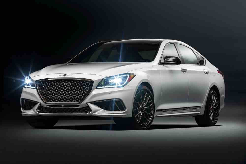 genesis g80 sport 2017. Black Bedroom Furniture Sets. Home Design Ideas
