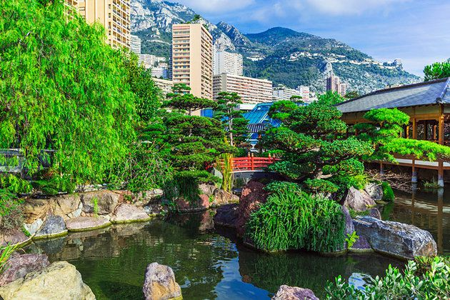 for Jardin japonais monaco