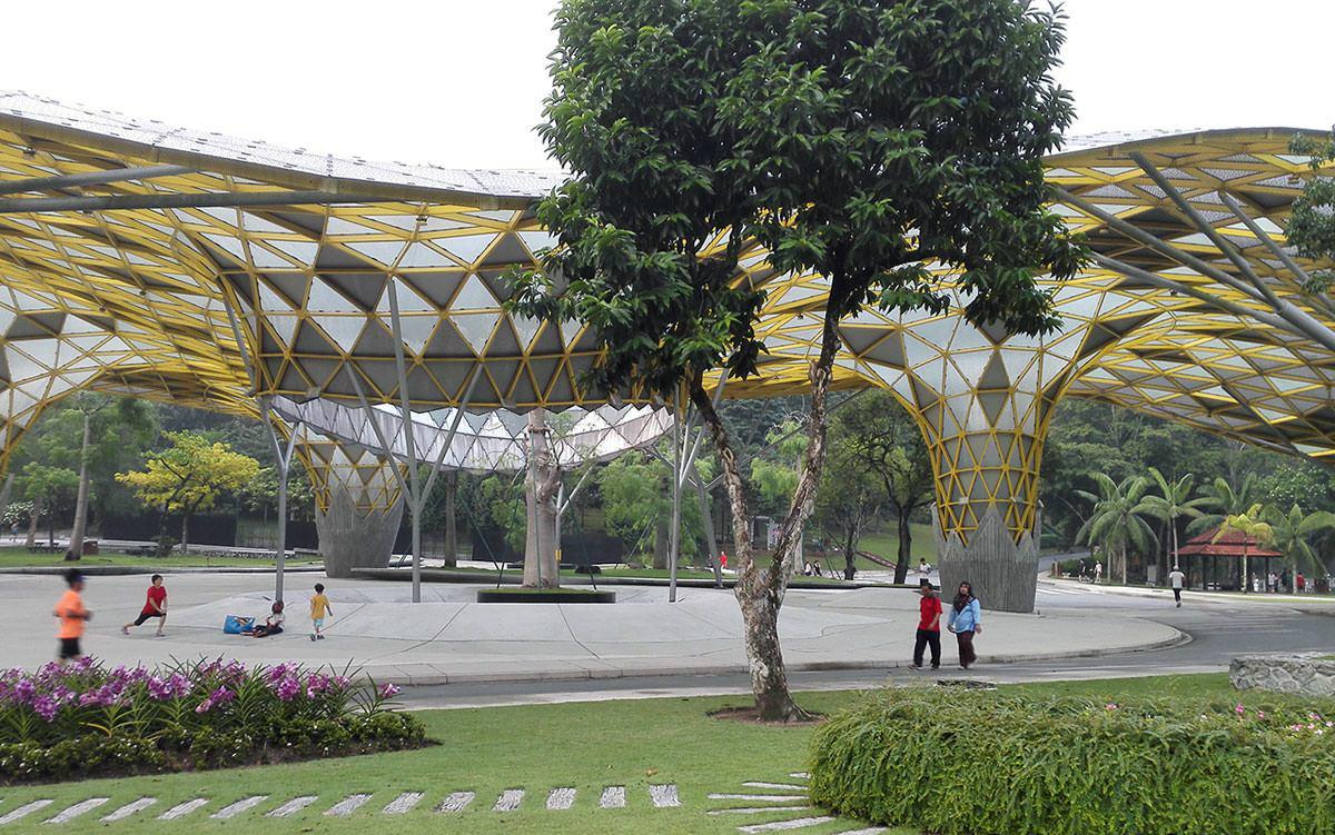 الأنشطة السياحية في الحديقة