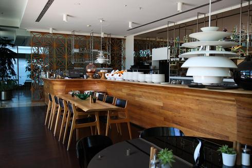 مطعم مزدشانج